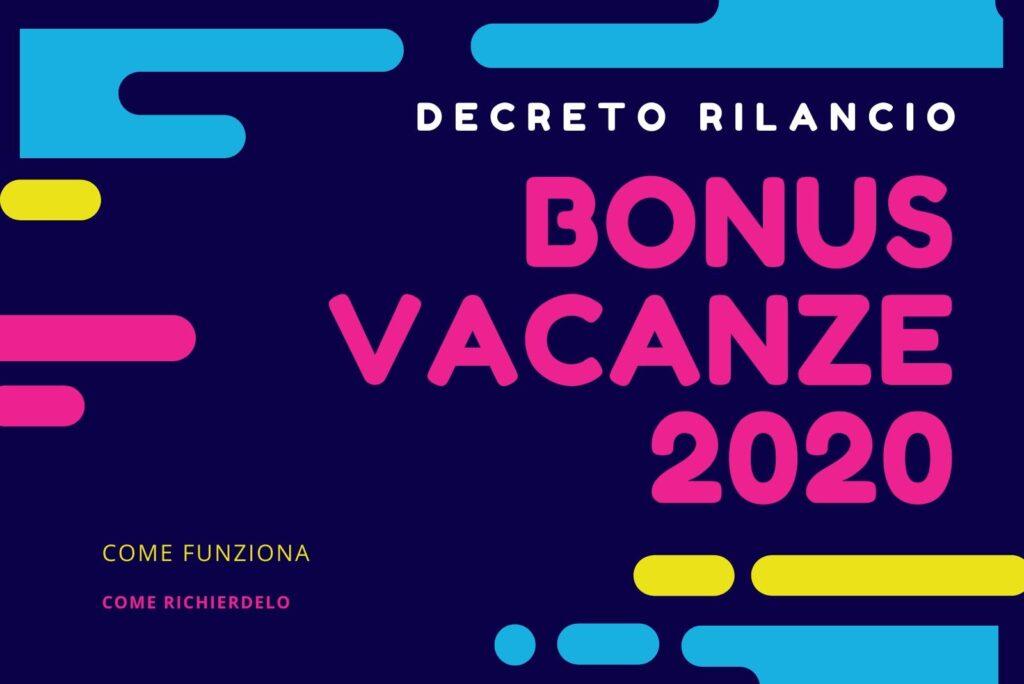 BONUS VACANZE 2020 1 - Hotel Scigliano