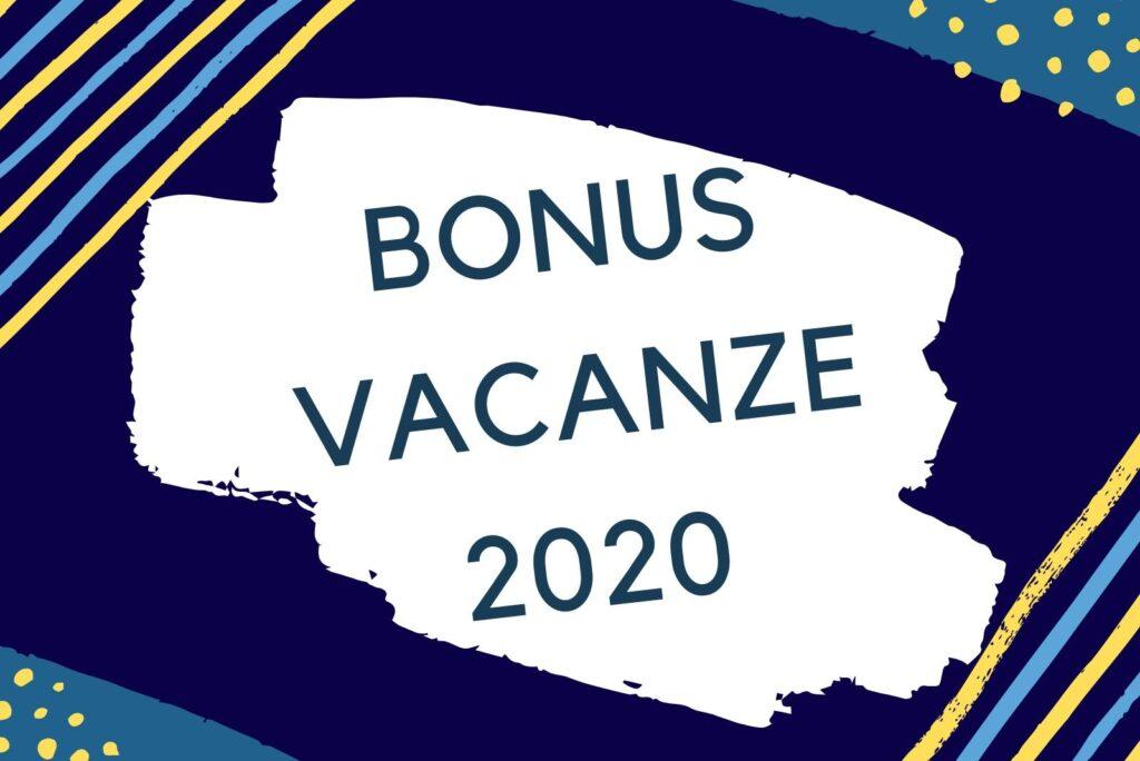 BONUS VACANZE 2020 - Hotel Scigliano