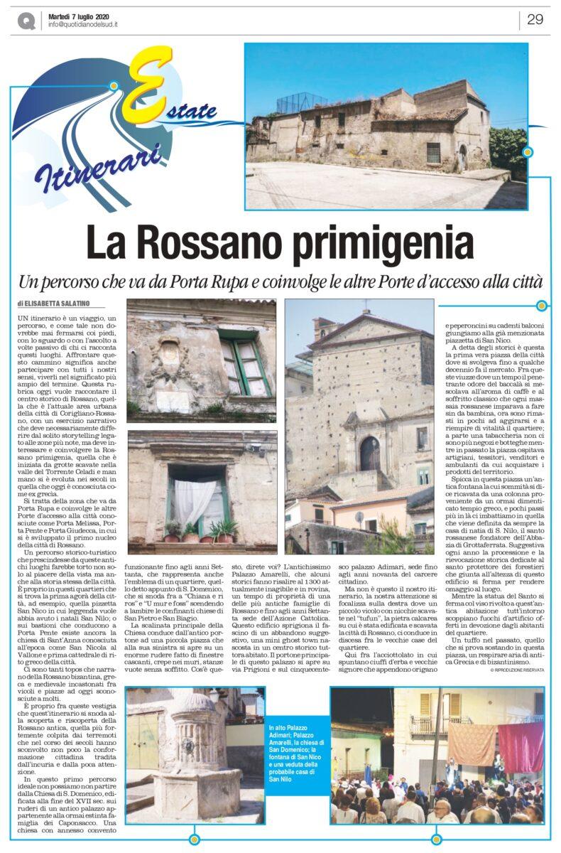 ITINERARIO ELI page 0001 - Hotel Scigliano